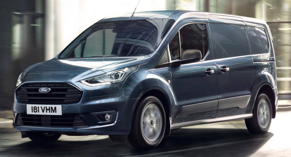 2018 Ford transit connect limited L2 van