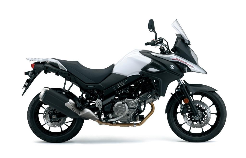 Suzuki v-storm 650 motorbike